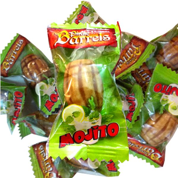 Pack 20 Chicle Barril Mojito