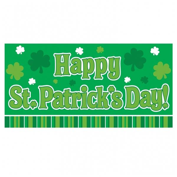 Banner Happy St. Patrick´s Day
