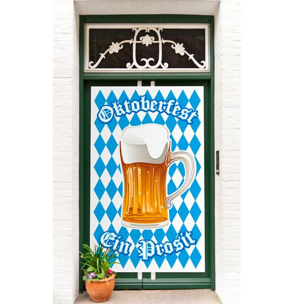 Decoracion Puerta o Pared Oktoberfest
