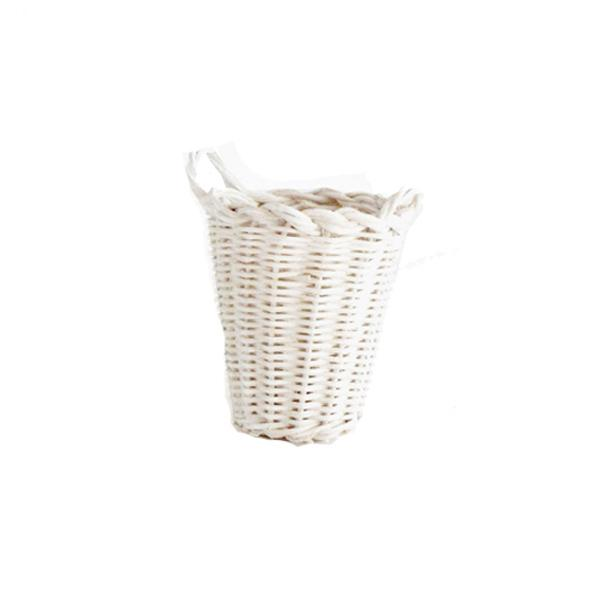 Mini Cesta Multiusos Blanca