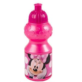 Botella Plástico Minnie Mouse