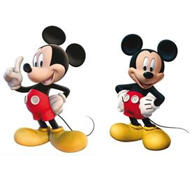 Pack 2 Figuras Medianas Mickey