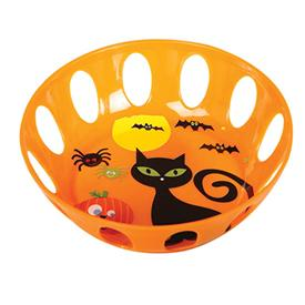 Cesta Animalitos Halloween