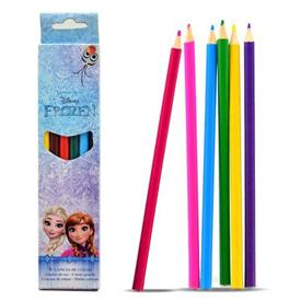Lapices Frozen (6 colores)