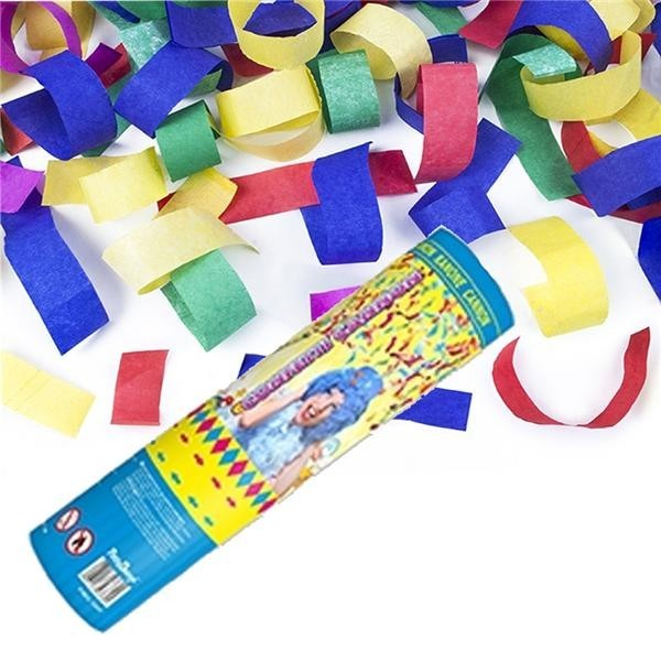 Mini Lanza Confetti Multicolor