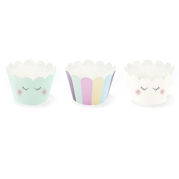 Decoración Cupcakes Dream (Pack de 6)