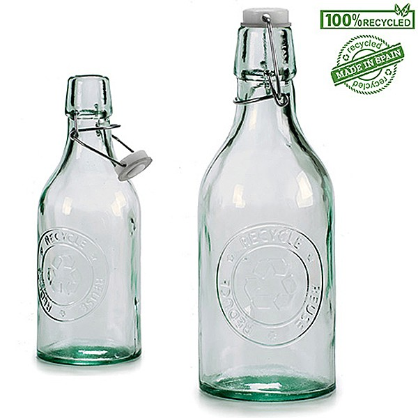 Botella Vidrio Reciclado 900ML