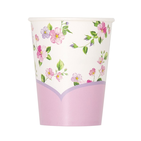 Vasos Papel Liberty (Pack de 8)