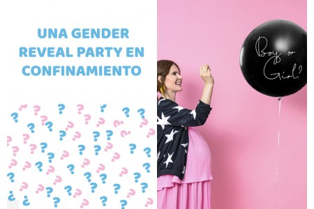 Gender Reveal Party Online