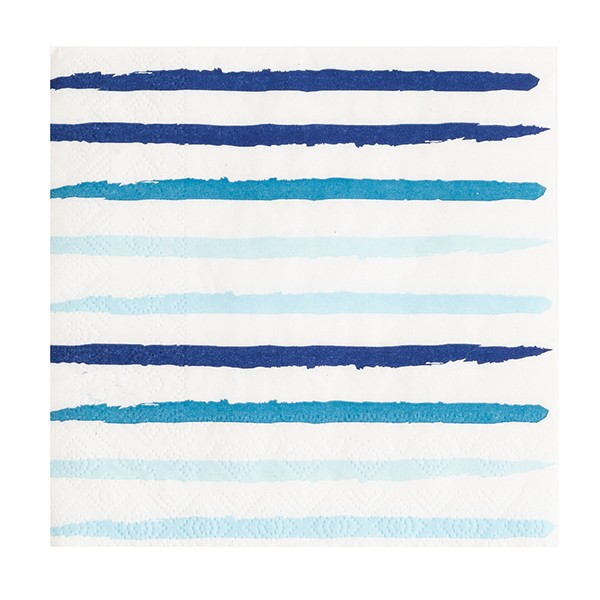 Servilletas Papel Azul On The Blue (Pack de 16)