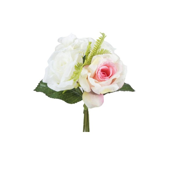 Bouquet Rosa Blanco