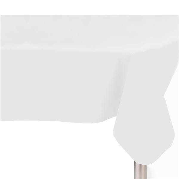 Mantel Plástico Blanco TOP