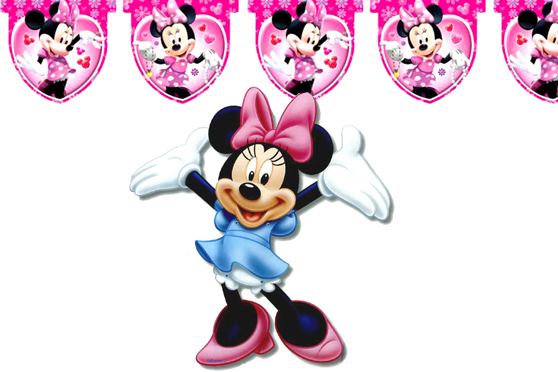 FIESTA MINNIE MOUSE!