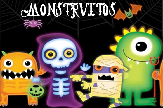 HALLOWEEN: MESA MONSTRUITOS