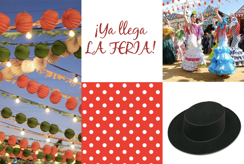 DECORAR LA FERIA DE ABRIL