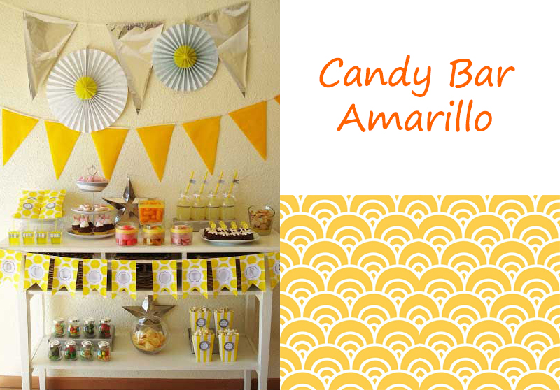 CANDY BAR AMARILLO