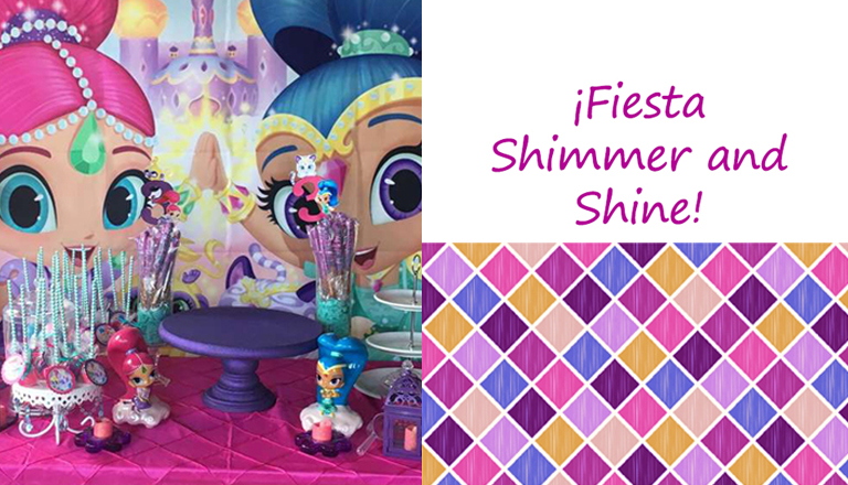 FIESTA SHIMMER AND SHINE