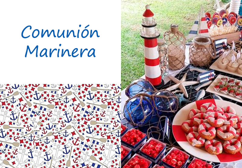COMUNION MARINERA