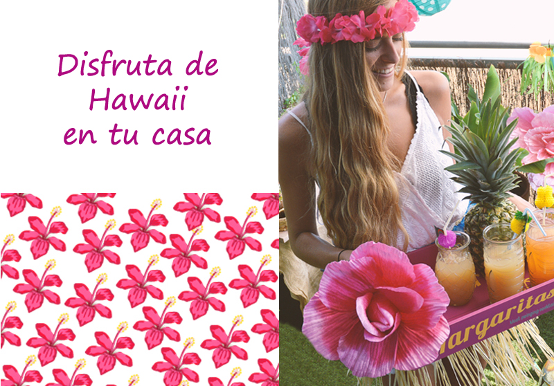 IDEAS PARA UNA FIESTA HAWAIANA ESPECTACULAR