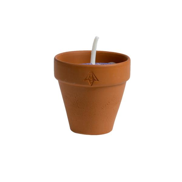 Vela Citronella Mini Maceta
