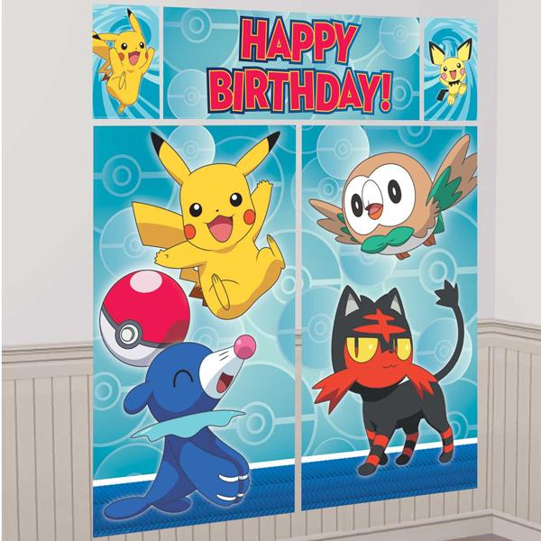 Decorado Pokemon