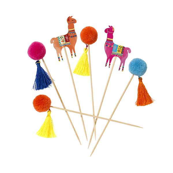 Picks Boho (Pack de 12)