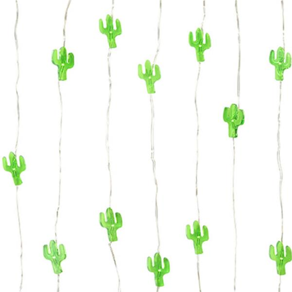 Guirnalda Luces Mini Cactus (3m)