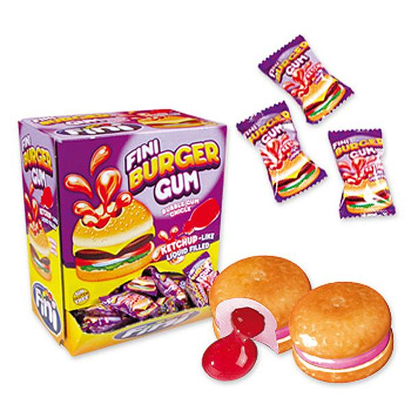 Chicles Hamburguesa (Pack de 20)