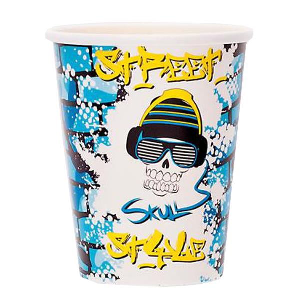 Vasos Graffitti (Pack de 10)