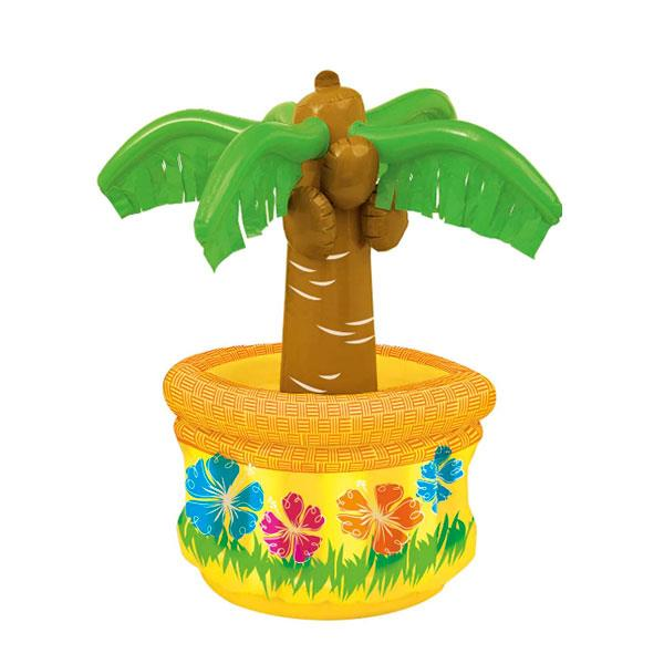 Palmera Inflable Hawaii Hielera