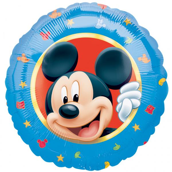 Globo Foil Mickey Mouse