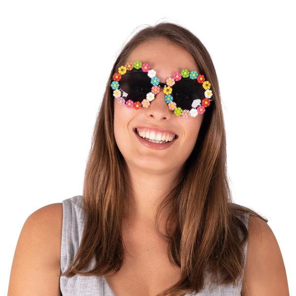 Gafas Flower Power