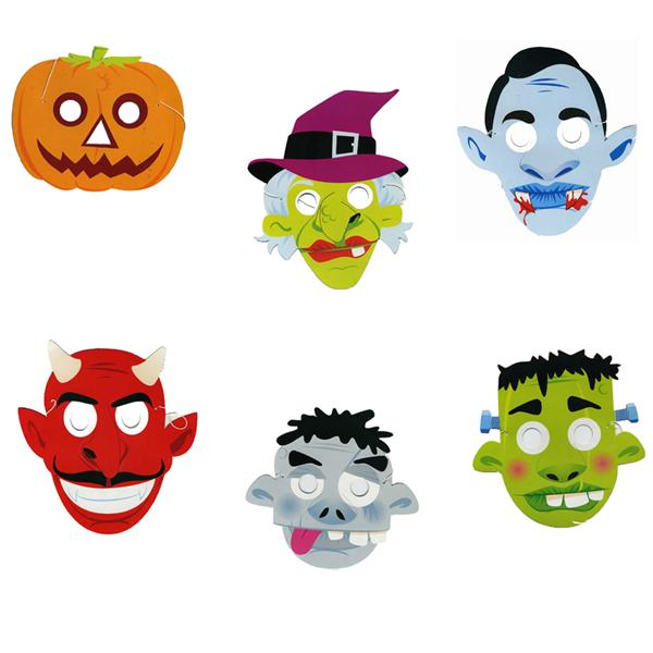 Caretas Monster (Pack de 24)