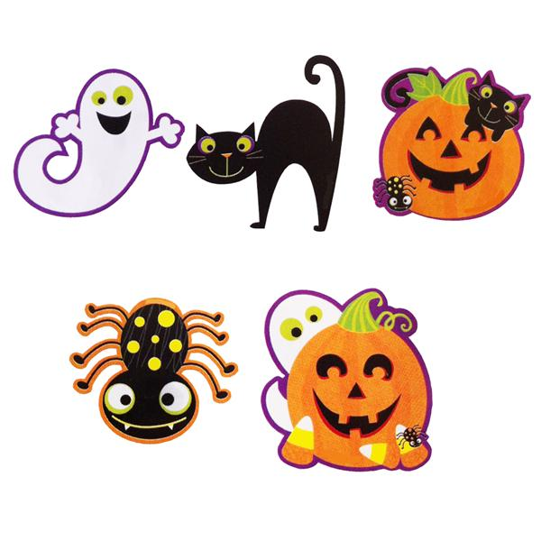 Recortables halloween mini pak 10 uds - Recortables de halloween ...