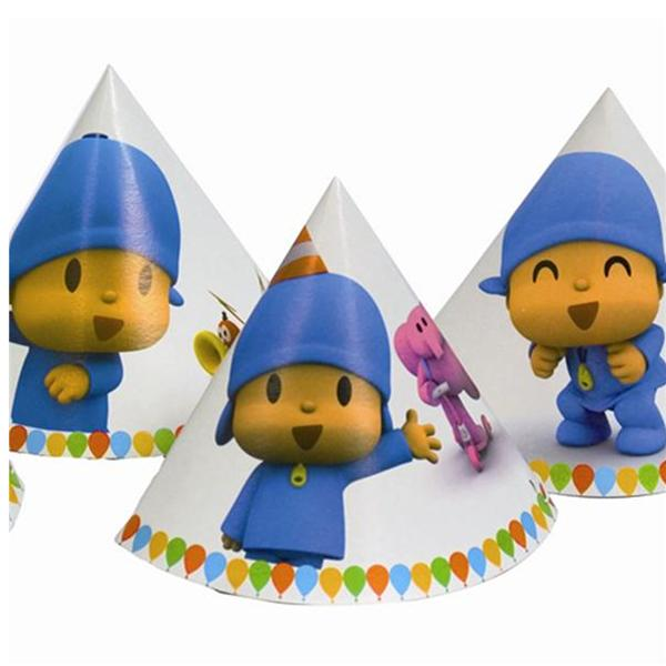 pack gorritos pocoyo