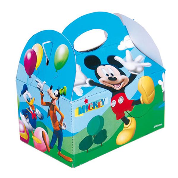 Pack 4 Cajitas Mickey Mouse