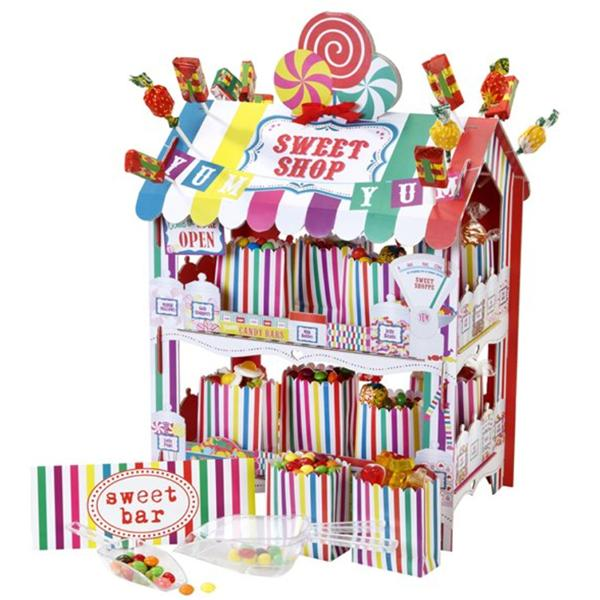 Stand Candy Bar Multicolor Mini