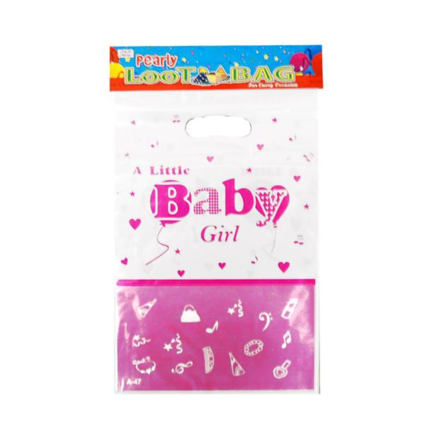 Bolsitas Little Baby Niña (Pack de 10)