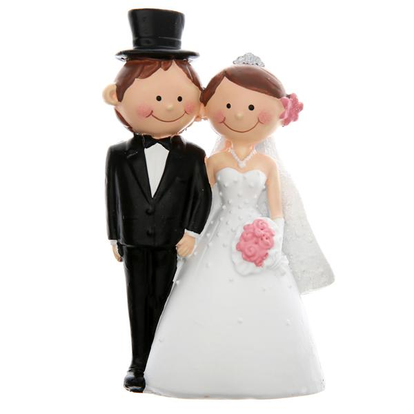 Figura Novios Mr & Mrs