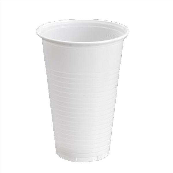 Pack 30 Vaso Blanco 220 cc.
