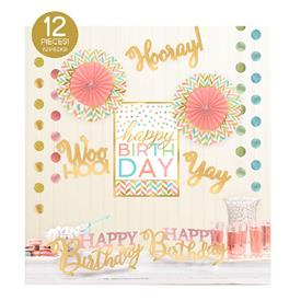 Kit Ahorro Decoración Candy (Pack de 12)