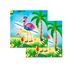 Servilletas Funny Flamingo (Pack de 20)
