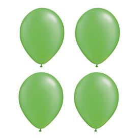 Globos Kiwi Perla Qualatex (Pack de 25)