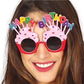 Gafas Happy Birthday
