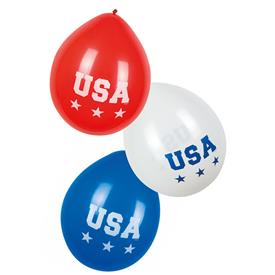 Globos USA (Pack de 6)