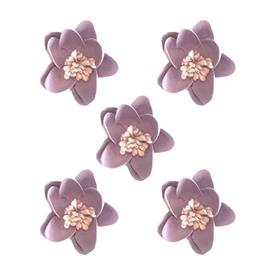 Mini Flor Lila (Pack de 10)
