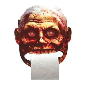 Decoración Papel WC Zombie