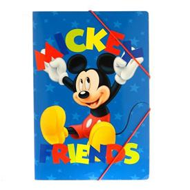 Carpeta Carton Mickey Mouse