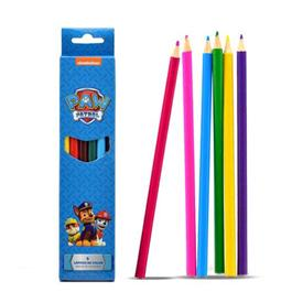 Lapices Patrulla Canina (6 colores)